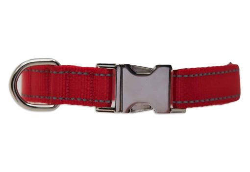 Tagiffany Activity Collar Red
